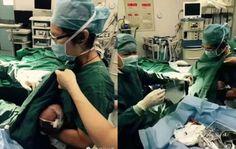 Nangis Saat Operasi, Perawat Ini Nekat Susui Pasien - http://www.rancahpost.co.id/20151041501/nangis-saat-operasi-perawat-ini-nekat-susui-pasien/
