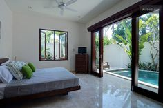 Private one-bedroom villa with pool in Sanur