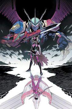 Mighty Morphin Power Rangers - Boom! Comics Studios