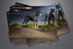 Cane corso advert design, breeder web design Advert Design, Logo Design, Graphic Design, Web Design Services, Cattery, Photoshop Photos, Cane Corso, Design Show, Art