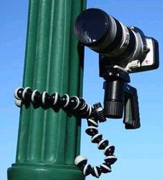 Joby GorillaPod Digital Zoom SLR Camera Tripod for D-SLR Zoom and Video Cameras - Digital Camera Warehouse