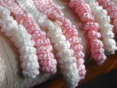 How to Crochet: Curly Fringe