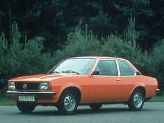 Opel Ascona B Retro Cars, Vintage Cars, Commercial Vehicle, Car Photos, Old Cars, Cars Motorcycles, Super Cars, Classic Cars, Vehicles