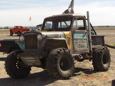 1949 Willys Pick Up - Photo submitted by Levi Conner.