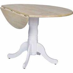 Luxury Jozy Drop Leaf Dining Table