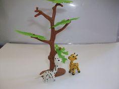 Tiny Giraffe crochet