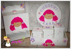 Janne Paz biscuit: Bebê