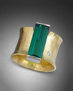 """A selection of handmade, fine jewelry I have created. Showing my proprietary """"crinkled"""" gold texture. Available for custom request and to rework old jewelry into new and fresh pieces. Emerald Jewelry, Jewelry Box, Jewelry Rings, Silver Jewelry, Fine Jewelry, Jewelry Accessories, Jewelry Ideas, Jewellery Uk, Leather Jewelry"""