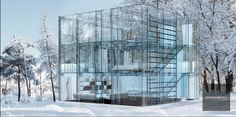 The Glass House / Santambrogio milano