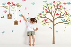 Creative Wall Decals Ideas for Kids Bedroom Image 174