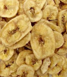 Recept: Bananenchips