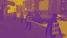 """A conversation with Derek Ham about his new virtual reality experience """"I Am A Man,"""" which takes you inside the protests leading up to Martin Luther King Jr.'s death."""
