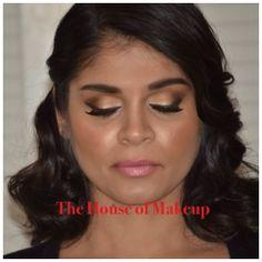 The perfect gold shimmer smoked out eye! Full face airbrushed ( eyeshadow, contouring, blush, and foundation)  #thehouseofmakeup #airbrushmakeup #smokeyeye #lashes #bridalglow #bridalmakeup #longislandmakeupartist #nycmakeupartist  #lipstick #contouring #highlight  #brooklynbride #blackliner  #weddingmakeup  #mac #lorac #mostivescosmetics #stilla #benefit #nars #bobbibrown #rcma #bennyepowder #urbandecay #brooklynmakeupartist #wingedeyeliner #anastasiabeverlyhills #inglot