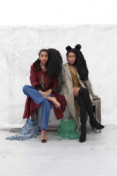 """Yahoo: """"The Black American Power Players Shaping Culture Today""""; Cipriana & TK Quann"""