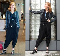 How to wear a jumpsuit plus the best jumpsuits for fall!   40plusstyle.com