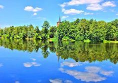 Blick über den Borner See von Community-Mitglied editha_1 - MARCO POLO