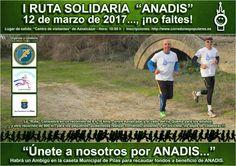 """Francisco Castillo nos invita a asistir a las """"Quedadas solidarias""""."""
