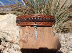 braided choker/recycled leather choker/womans choker/leather choker/repurposed leather choker/repurposed choker/leather choker necklace