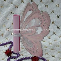 Google Image Result for http://i00.i.aliimg.com/photo/v0/470795438/Custom_Modern_Unique_Pink_Butterfly_Party_Invitations.jpg
