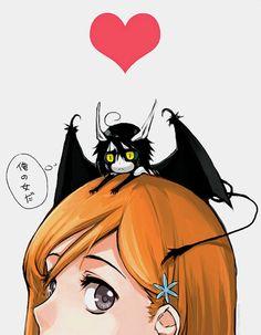 Bleach - Ulquiorra Cifer x Orihime Inoue - UlquiHime