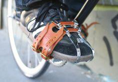 Plemons Double Toe Straps | Mission Bicycle Company