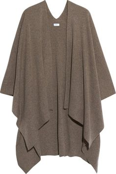 Pin for Later: 40 Alternatives to Pajamas Perfect For Working From Home  Vince Cashmere Poncho ($475)