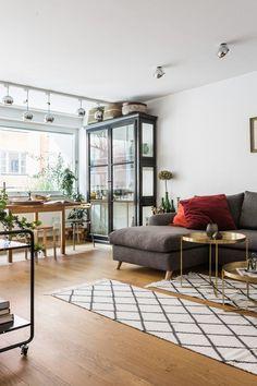 Classique chic à Stockholm | PLANETE DECO a homes world | Bloglovin'