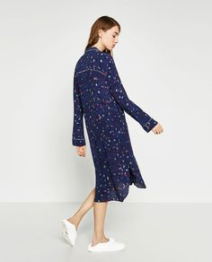 EXTRA-LONG SHIRT-View All-OUTERWEAR-WOMAN | ZARA United States