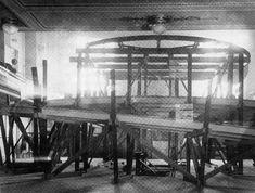 Friedrich Kiesler »Raumbühne« | Internationale Ausstellung neuer Theatertechnik, Wien 1924