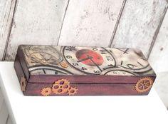 Watch Storage Box, Wooden Watch Box, Men Watch Box, Men Gift Box, Watch Storage Gift, Groomsmen Gift Box