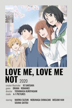 Love Me, Love Me Not Minimalist Poster