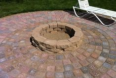 Home-Dzine - DIY weekend patio and firepit