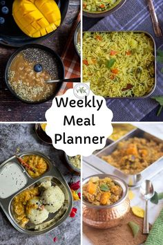 Amazing Vegetarian Recipes, Delicious Vegan Recipes, Vegetarian Appetizers, Vegetarian Meal, Weekly Meal Planner, Garlic Recipes, English Food, Meals For The Week, Fish And Seafood