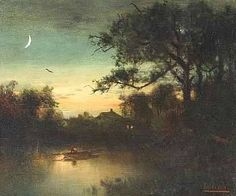 February 23, 2013 Interesting Facts About Tonalist Paintings | Plein Aire in Maine