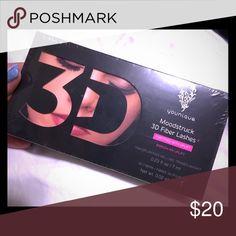 Younique 3D lashes Younique Moonstruck 3D fiber lashes. New in packaging! 💋 Younique Makeup Mascara