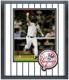 Chase Headley 2014 New York Yankees - 11 x 14 Team Logo Matted/Framed Photo