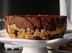 Tarta-sokolatenia-me-tachini-kai-vasi-vromi-me-cranberries-1 Cooking Recipes, Pie, Sweets, Vegan, Desserts, Food, Tarts, Torte, Sweet Pastries