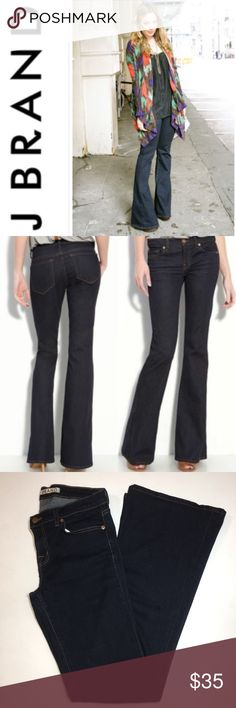 """J Brand Babe Flare Leg Jeans ✔️Flare Fit ✔️Color: Starless ✔️Inseam: 34"""" approx. ✔️98% Cotton•2% Elastane ✔️No Holes, Stains or Damages (slightest wear at hem as seen in last pic) J Brand Jeans Flare & Wide Leg"""