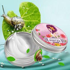 Snail Face Cream Moisturizing Anti-Aging Wrinkle Cream Care Acne RETINOL