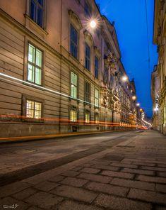 Street of Vienna by Ionut Vesa / 500px