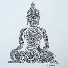 Buddha ✨ by @veronicap28                                                       …
