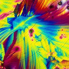imaginé par le site BevShots : photographies des alcools et des cocktails célèbres passés au microscop : guiness