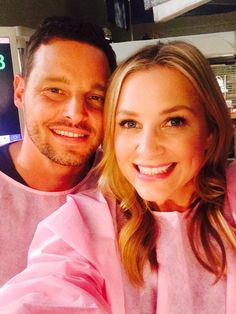 Grey's Anatomy: Justin Chambers & Jessica Capshaw send a birthday ...