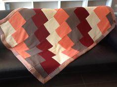 hot sale online 63a87 3313d Gebreide deken, heerlijk voor thuis!