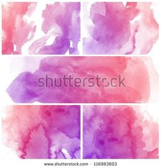 abstract watercolor paintings - Google Search