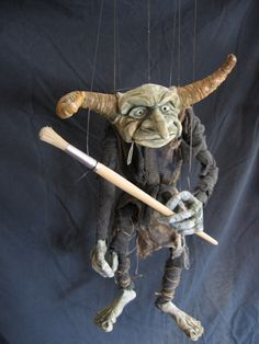 puppet by impsandthings.deviantart.com on @deviantART