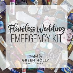 The Best Bride and Bridesmaid Emergency Survival Kit Ever! #bride #wedding #bridesmaid #emergencykit #brideemergencykit #weddingsurvivalkit #weddingemergencykit #weddingdaysurvivalkit #detroit #detroitwedding #detroitweddingphotos #detroitphotos  #detroitvenue #wedding #weddingphotography #weddingphotos #greenholly #greenhollyphoto #greenhollyphotography #michiganwedding #michiganweddingphotos #michiganweddingphotography Green Holly is the Best Wedding and Engagement Photographer Detroit MI