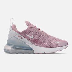 Women's Nike Air Max 270 Casual Shoes | Finish Line Sapatos, Sperrys Das Mulheres, Calçados Puma, Tênis Nike, Women's Shoes, Tênis Sneaker Feminino, Tênis À Venda, Tênis Cano Alto, Salto Alto