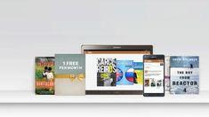 Kindle for Samsung | Usługi dla urządzeń przenośnych | APLIKACJE | SAMSUNG Polska