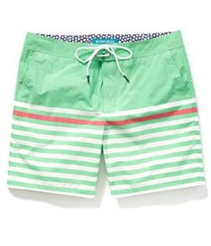 Volunteer Firefighter Mens Summer Casual Beach Shorts Quick Dry Swim Trunks with Pockets